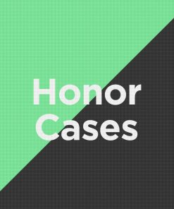 Customize Honor Cases