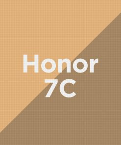 Customize Honor 7C