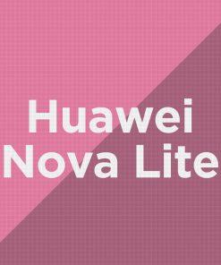 Customize Huawei Nova Lite