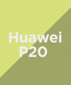Customize Huawei P20