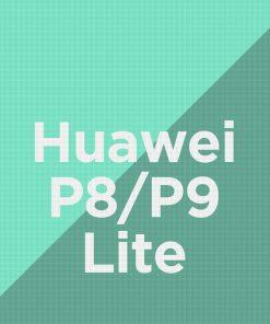 Customize Huawei P8/P9 Lite (2017)