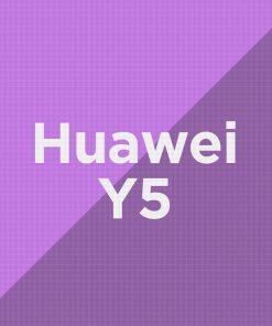 Customize Huawei Y5 (2018)