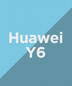 Customize Huawei Y6 (2018)