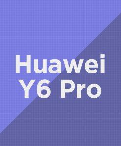 Customize Huawei Y6 Pro (2017)