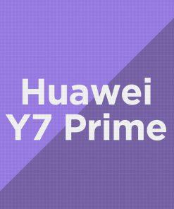 Customize Huawei Y7 Prime (2018)