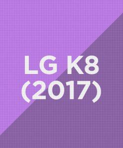 Customize LG K8 (2017)