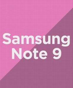 Customize Samsung Galaxy Note 9