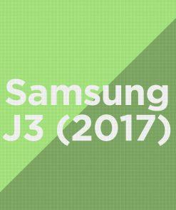 Customize Samsung Galaxy J3 (2017)