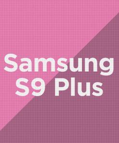 Customize Samsung Galaxy S9 Plus