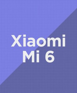 Customize Xiaomi Mi 6
