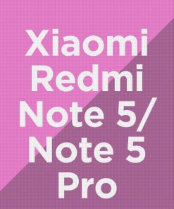 Customize Xiaomi Redmi Note 5 / Note 5 Pro