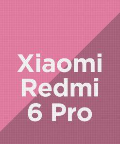 Customize Xiaomi Redmi 6 Pro