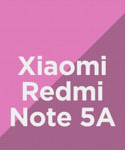 Customize Xiaomi Redmi Note 5A