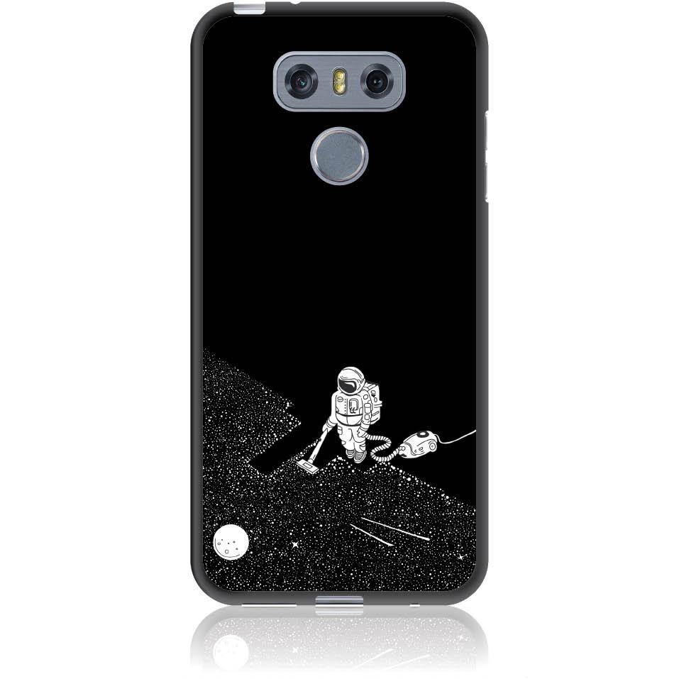Space Vacuum Phone Case Design 50003  -  Lg G6  -  Soft Tpu Case