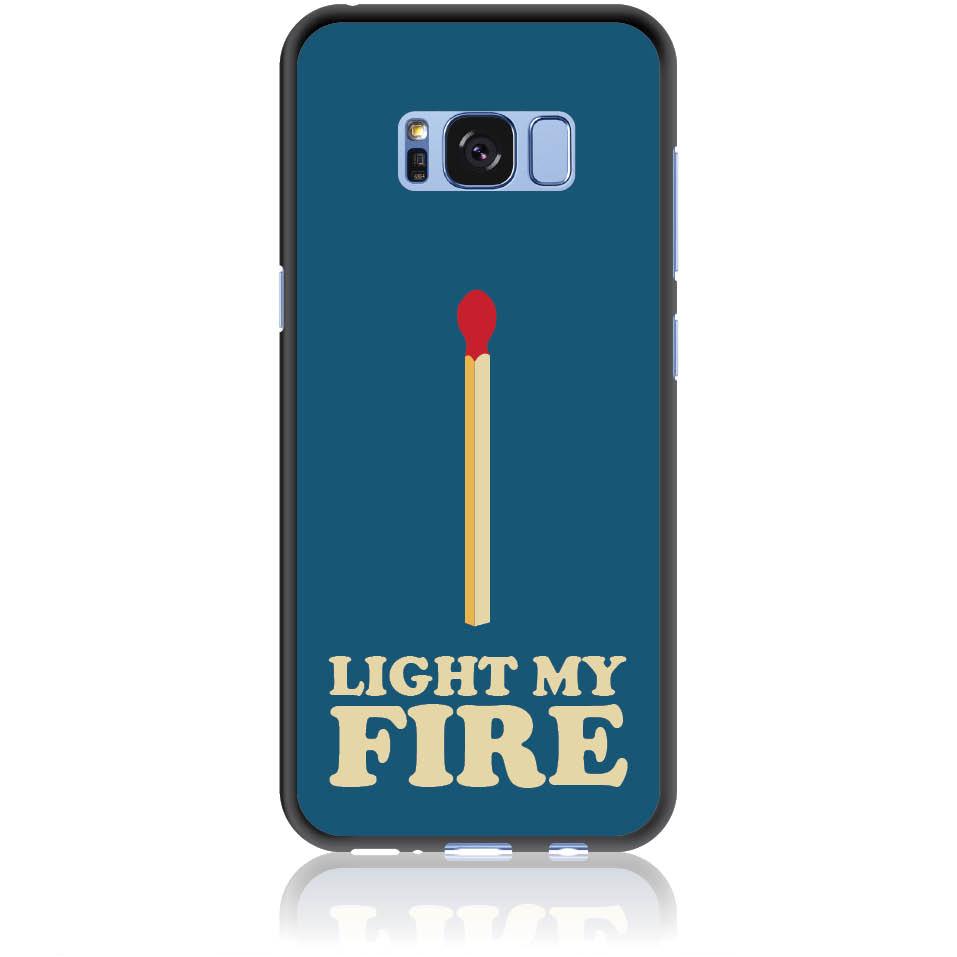 Case Design 50027  -  Samsung Galaxy S8  -  Soft Tpu Case