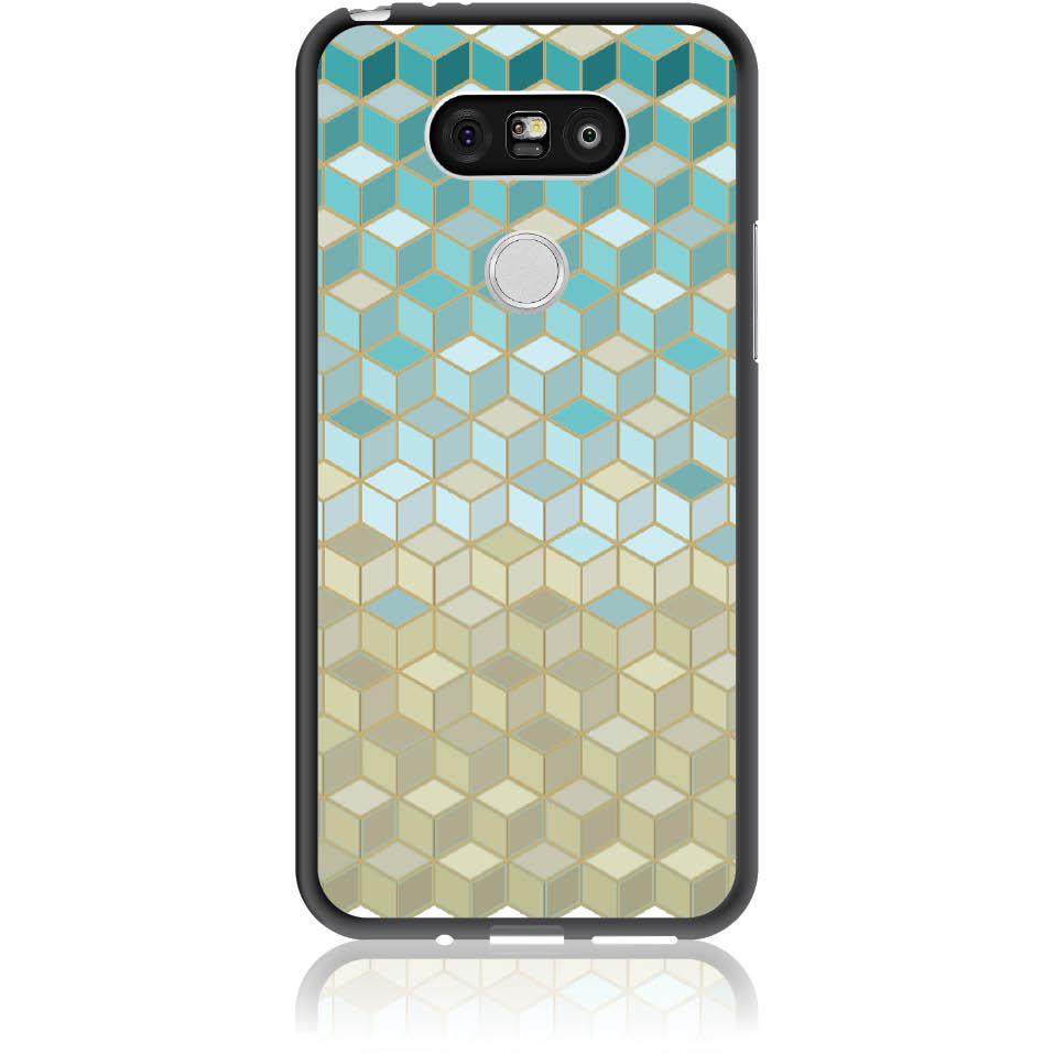 Pattern Phone Case Design 50034  -  Lg G5  -  Soft Tpu Case