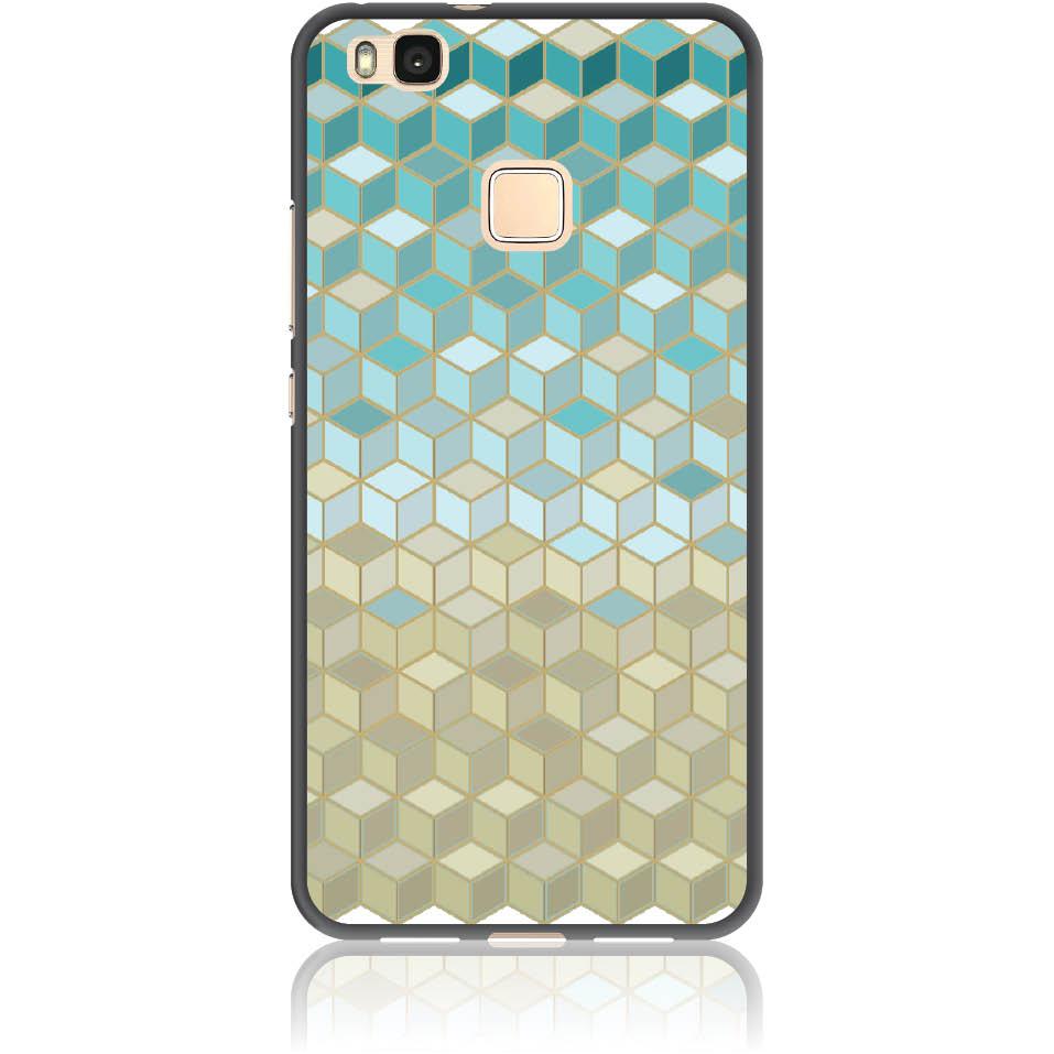Pattern Phone Case Design 50034  -  Huawei P9 Lite (2016)  -  Soft Tpu Case
