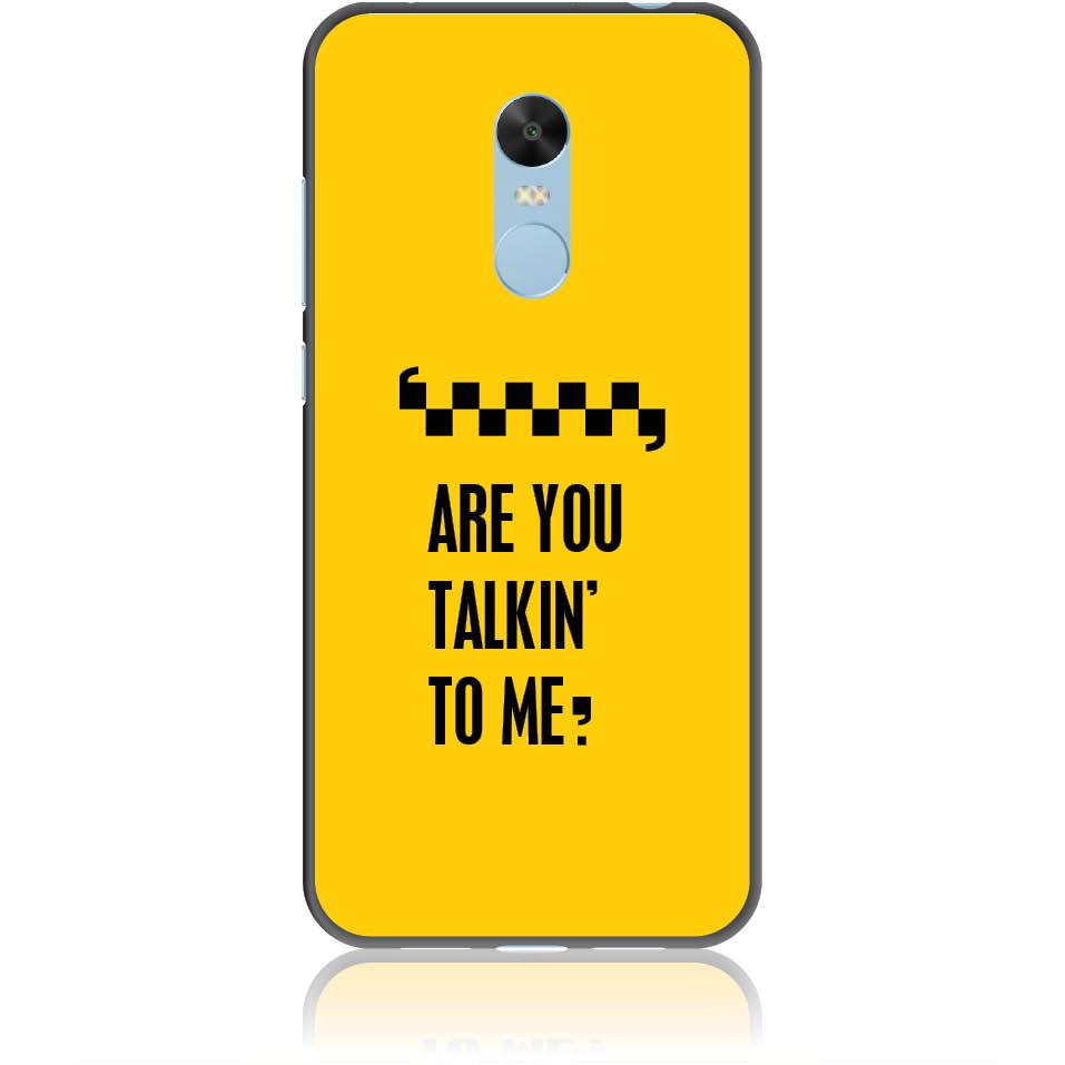 Taxi Drive Art Phone Case Design 50041-redmi 5 Plus,redmi Note 5-soft Tpu Case