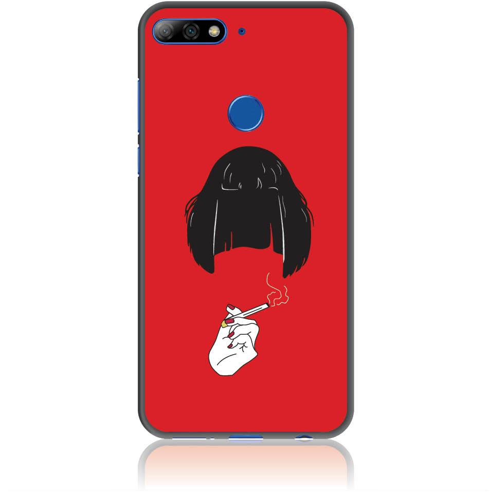 Case Design 50047  -  Honor 7c  -  Soft Tpu Case