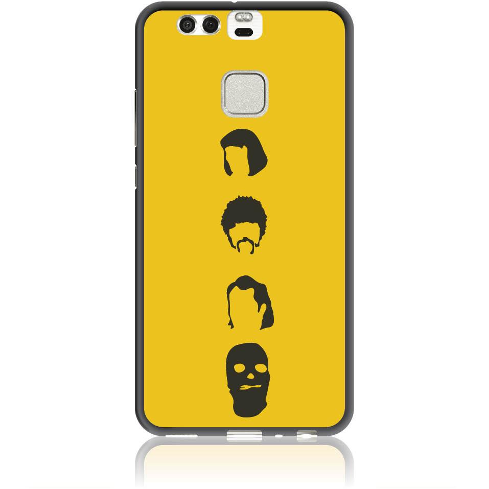 Case Design 50077  -  Huawei P9  -  Soft Tpu Case
