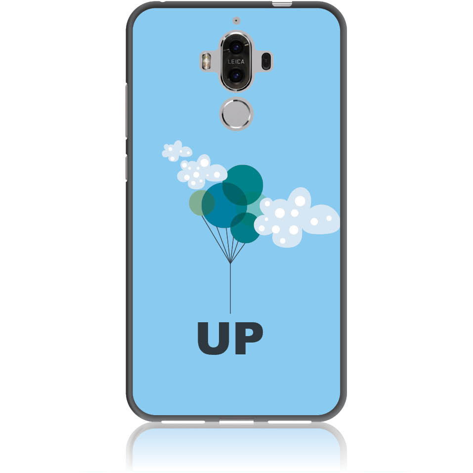 Case Design 50085  -  Huawei Mate 9  -  Soft Tpu Case