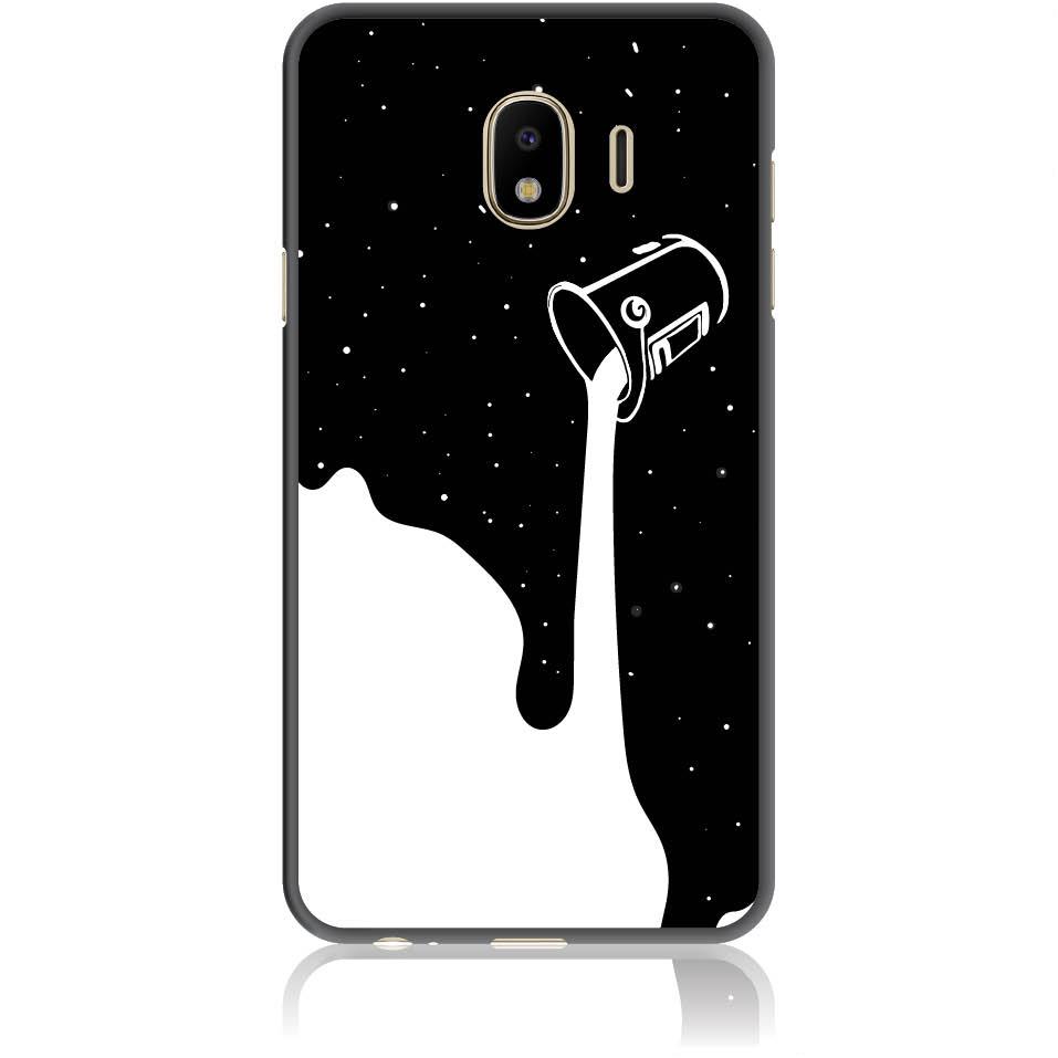 Case Design 50086  -  Samsung J4  -  Soft Tpu Case