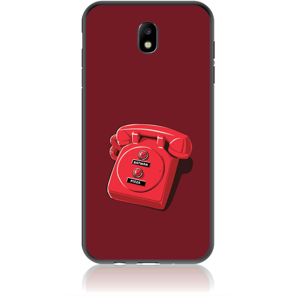 Retro Is Back Phone Case Design 50095  -  Samsung Galaxy J7 2017 ( J7 Pro J730)  -  Soft Tpu Case