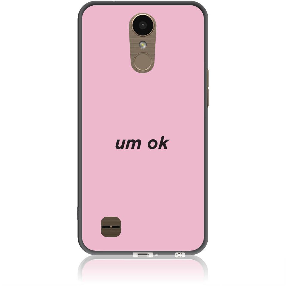 Case Design 50114  -  Lg K10 2017  -  Soft Tpu Case