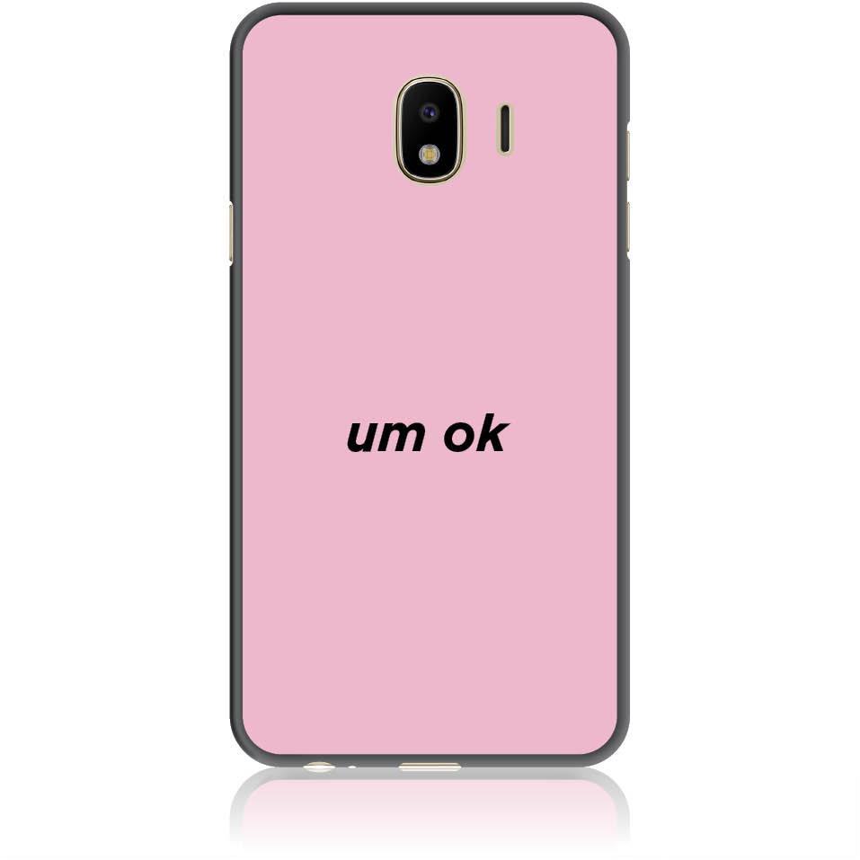 Case Design 50114  -  Samsung J4  -  Soft Tpu Case