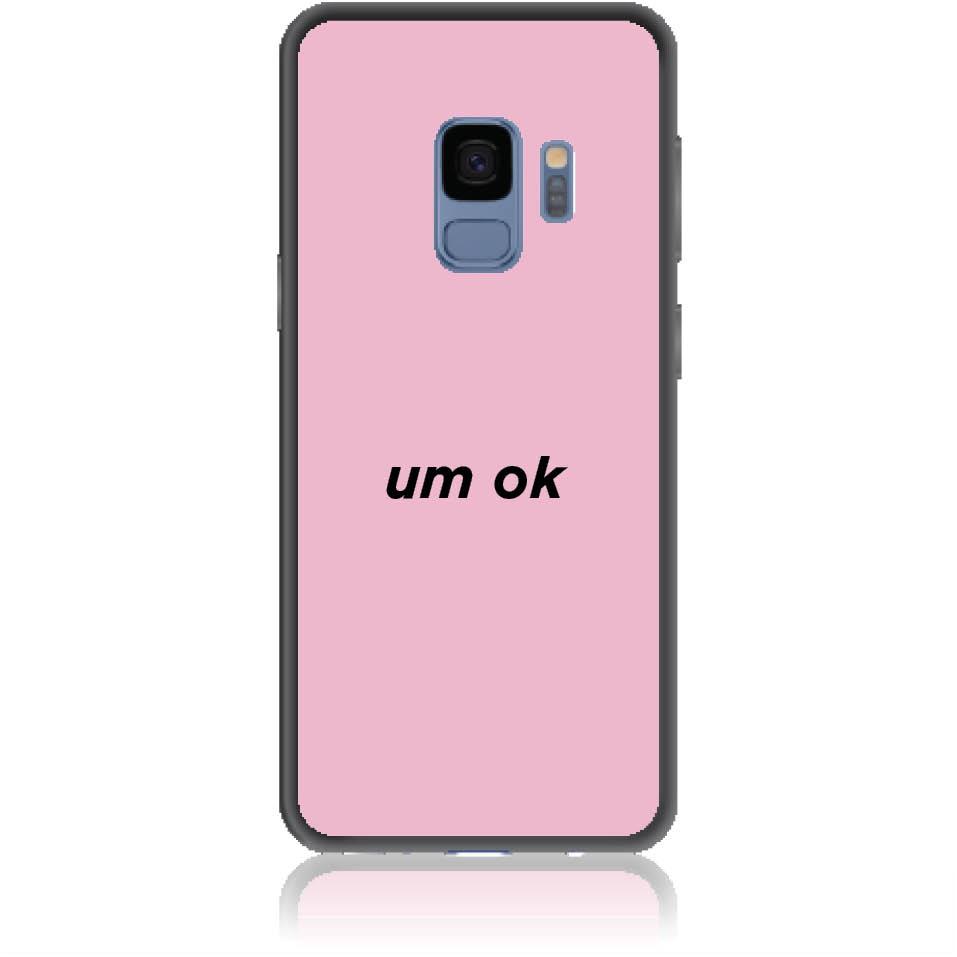 Case Design 50114  -  Samsung Galaxy S9  -  Soft Tpu Case