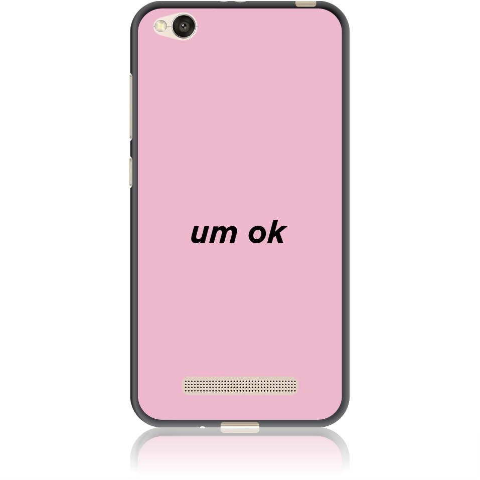 Case Design 50114  -  Xiaomi Redmi 4a  -  Soft Tpu Case