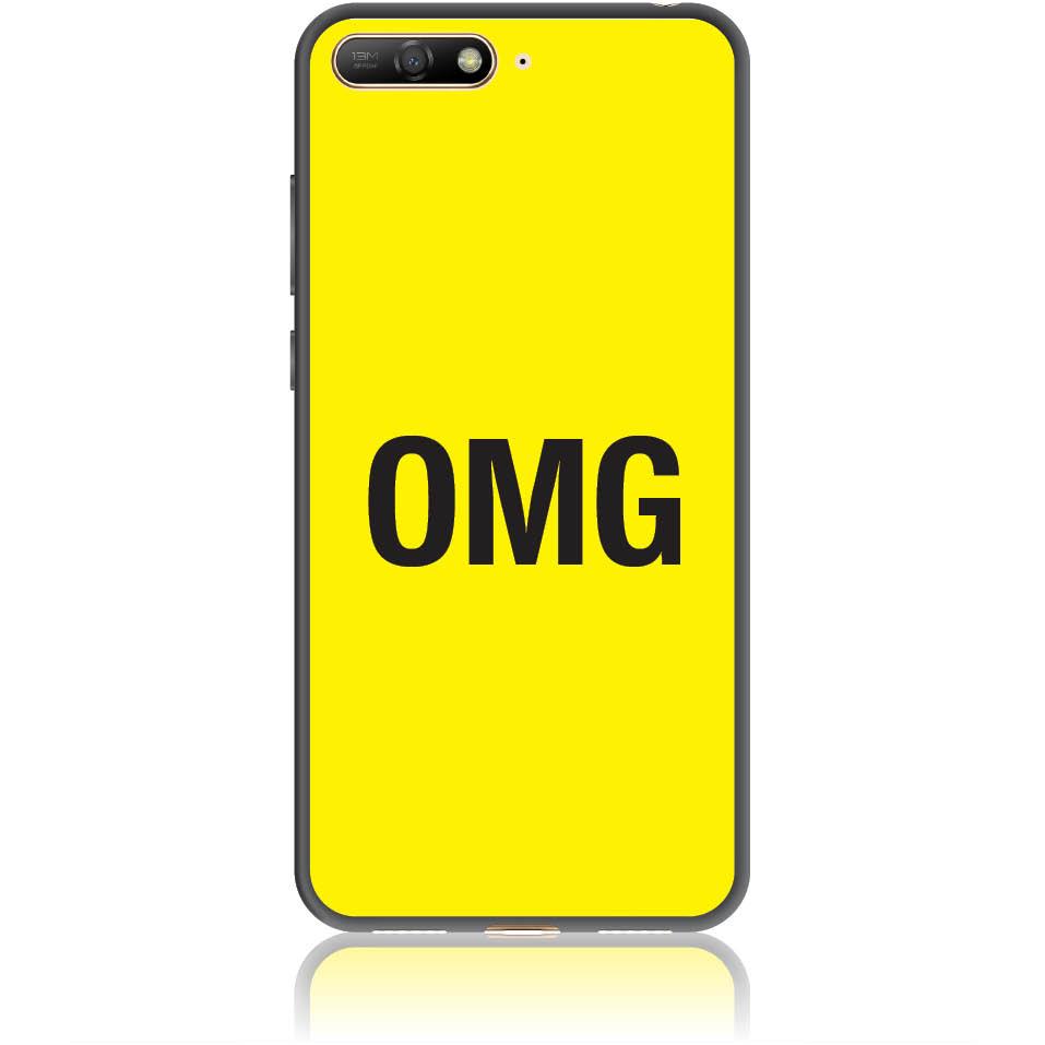 Case Design 50115  -  Huawei Y6 2018  -  Soft Tpu Case