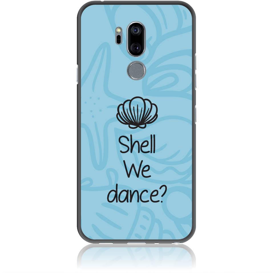Sell We Dance Phone Case Design 50118  -  Lg G7 Thinq  -  Soft Tpu Case