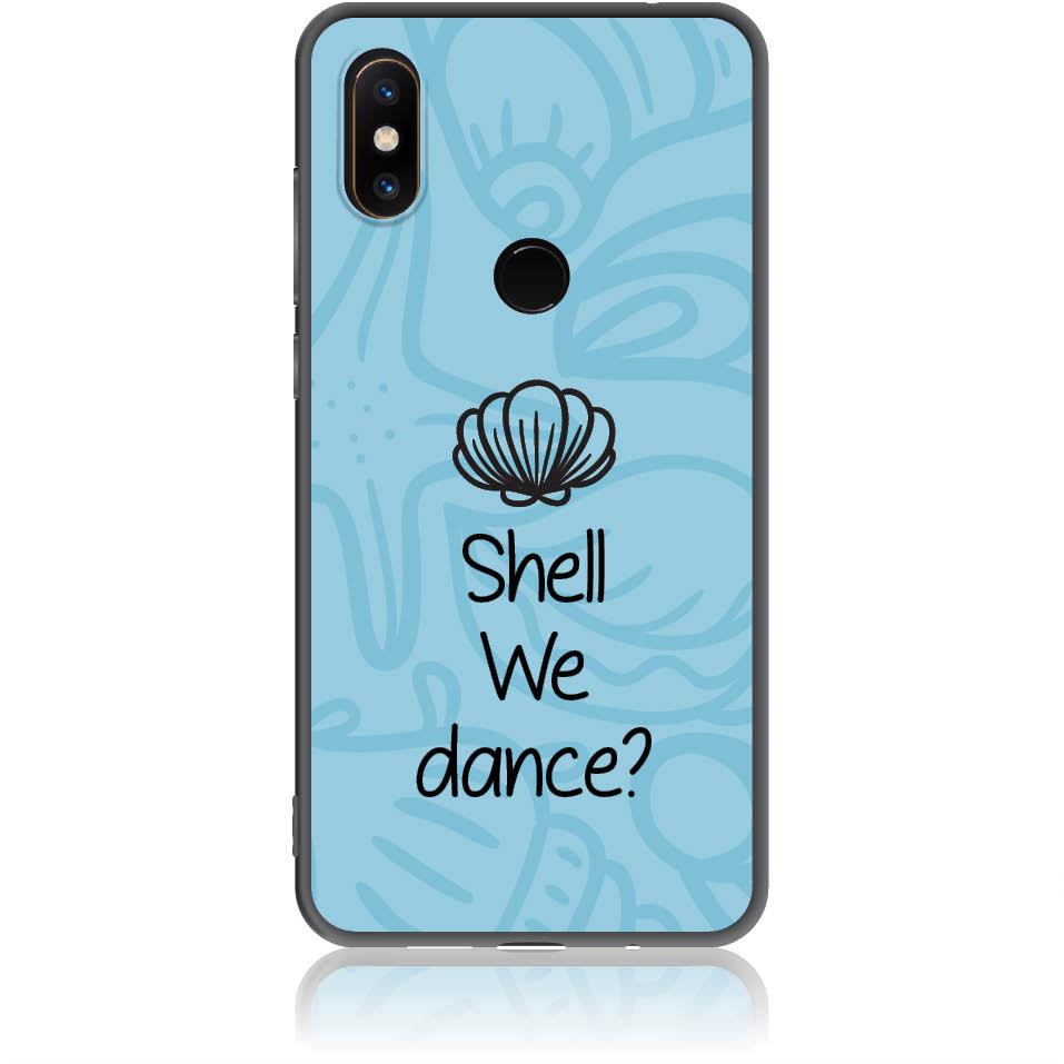 Sell We Dance Phone Case Design 50118  -  Xiaomi Mi Mix 2s  -  Soft Tpu Case