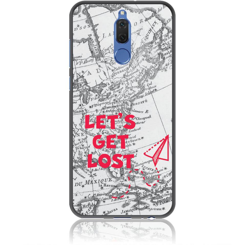Case Design 50163  -  Huawei Nova 2i  -  Soft Tpu Case