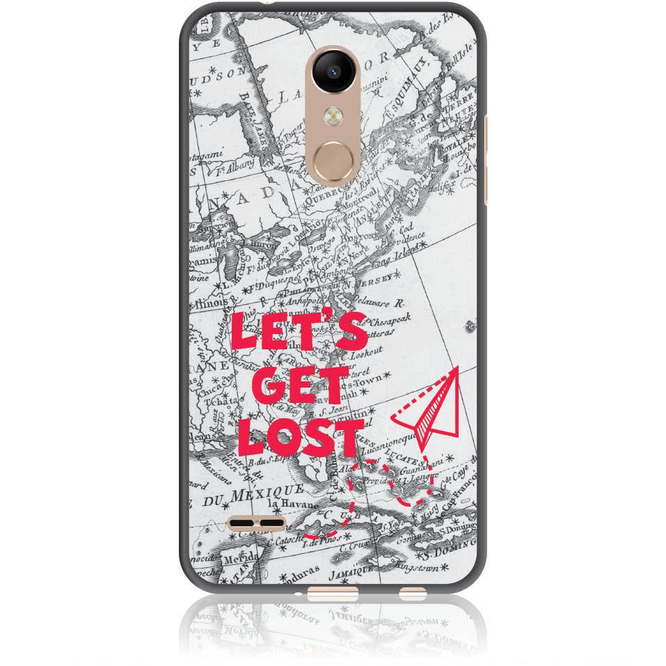 Case Design 50163  -  Lg K10 (2018)  -  Soft Tpu Case