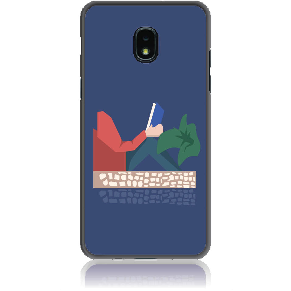 Fairy Tale Lover Phone Case Design 50166  -  Samsung Galaxy J3 (2018)  -  Soft Tpu Case
