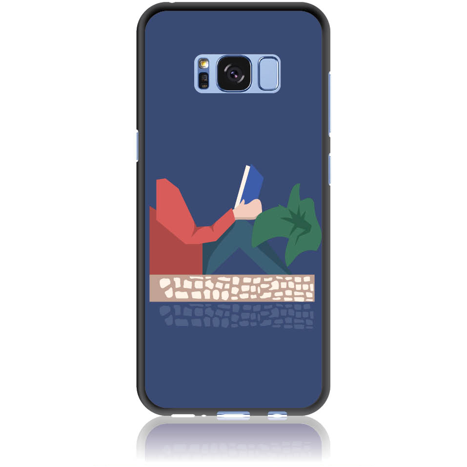 Fairy Tale Lover Phone Case Design 50166  -  Samsung Galaxy S8  -  Soft Tpu Case