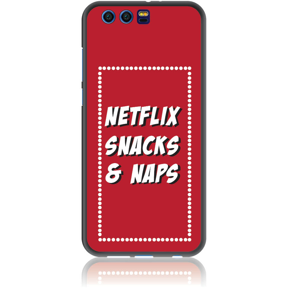 Netflix Addicted Phone Case Design 50175  -  Honor 9  -  Soft Tpu Case