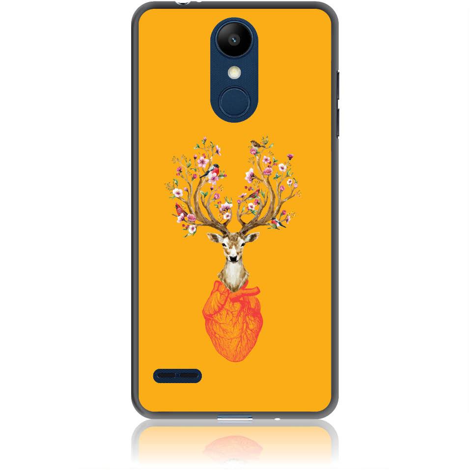 Case Design 50185  -  Lg K8 (2018) / Lg K9 For Russia  -  Soft Tpu Case