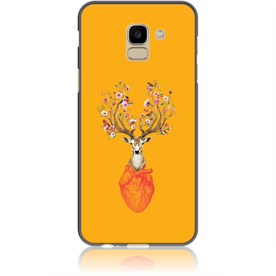 Case Design 50185  -  Samsung Galaxy J6  -  Soft Tpu Case