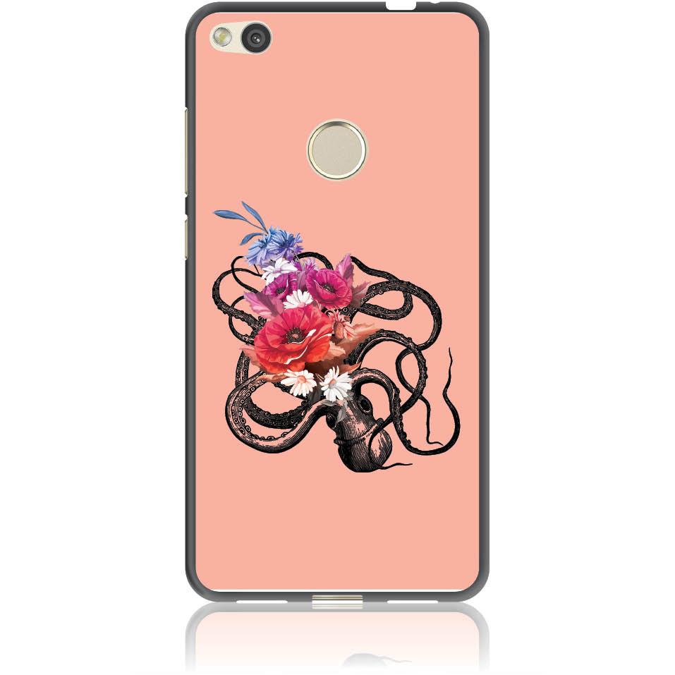 Case Design 50186  -  Honor 8 Lite  -  Soft Tpu Case