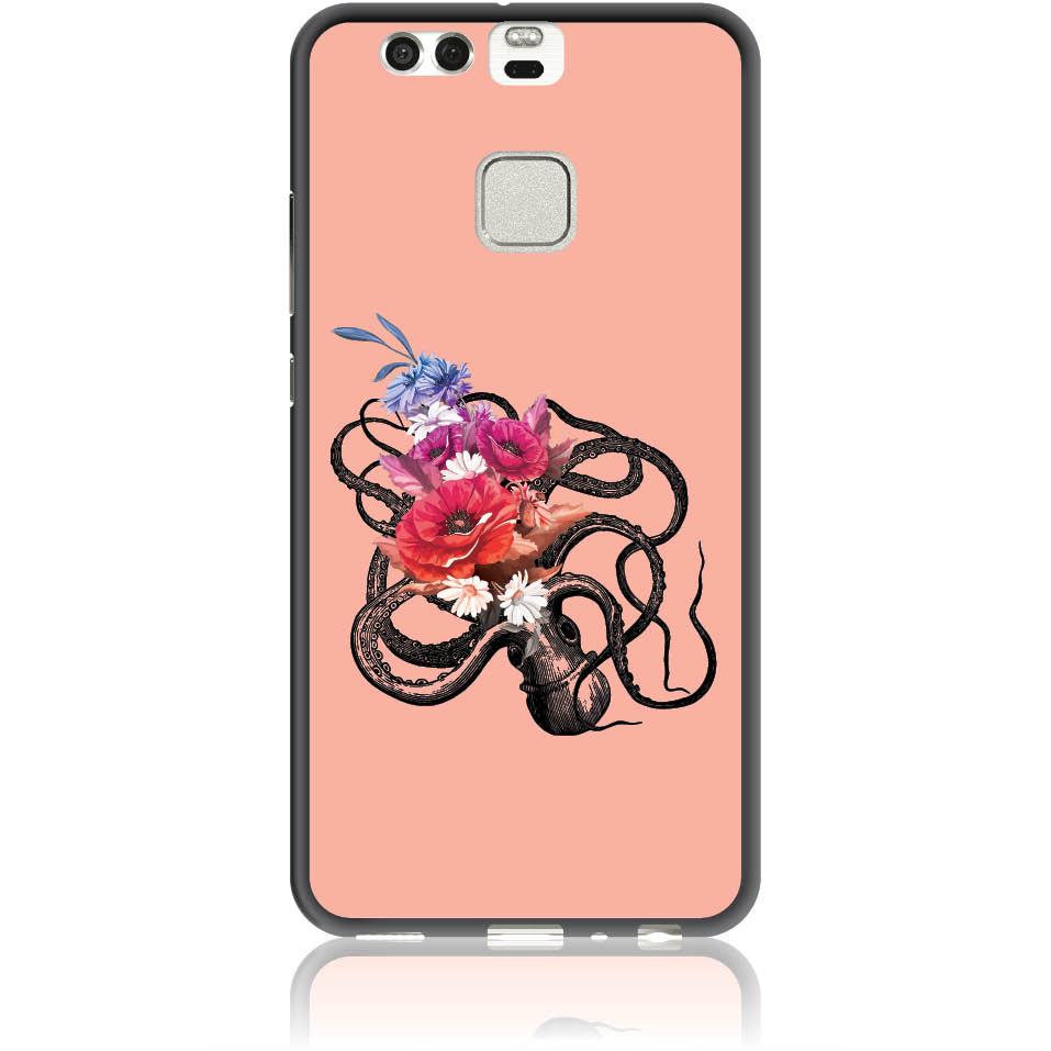 Case Design 50186  -  Huawei P9  -  Soft Tpu Case