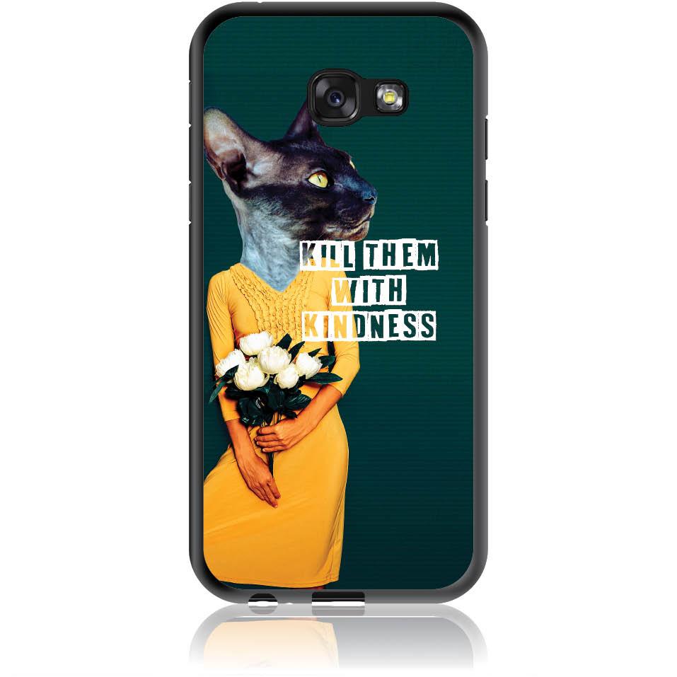 Case Design 50195  -  Samsung Galaxy A5 (2017)  -  Soft Tpu Case
