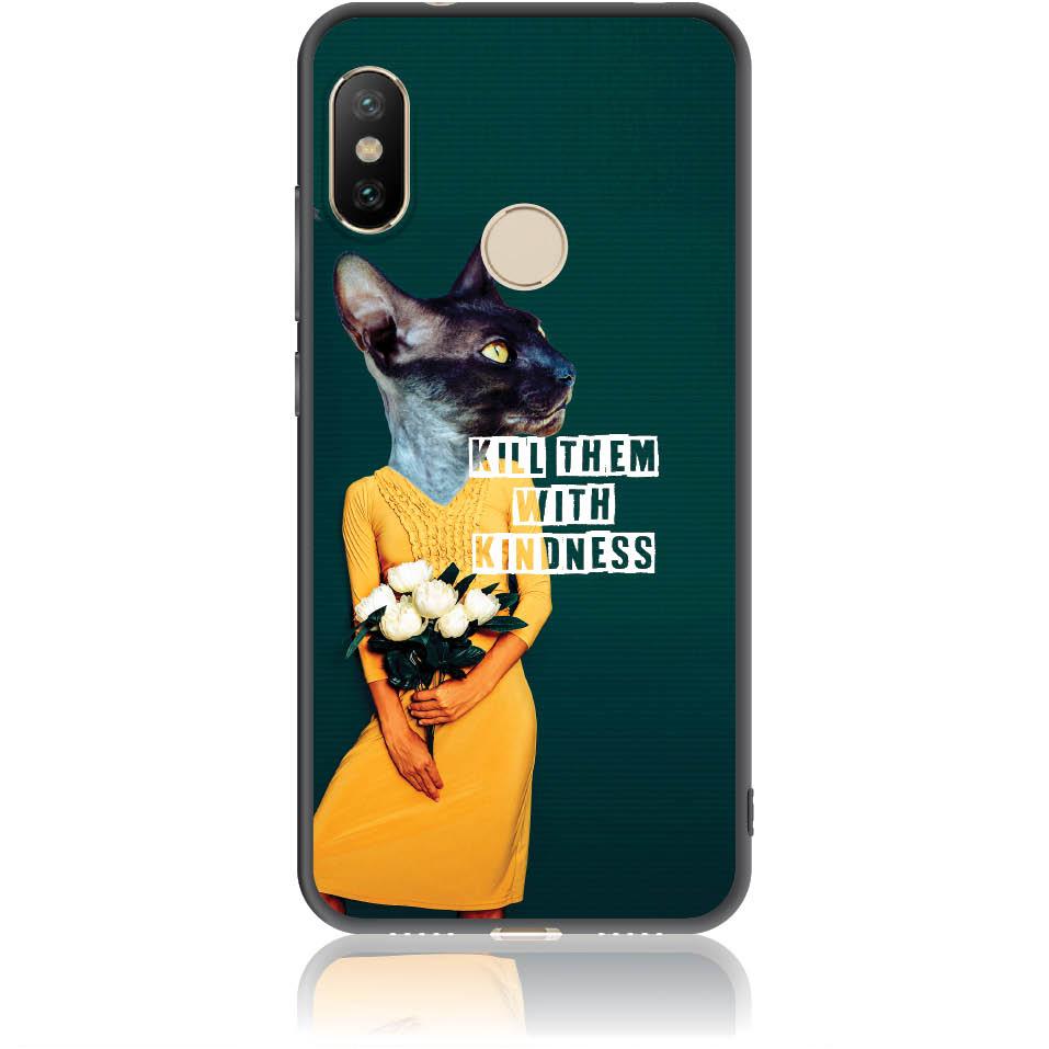 Case Design 50195  -  Xiaomi Redmi 6 Pro  -  Soft Tpu Case