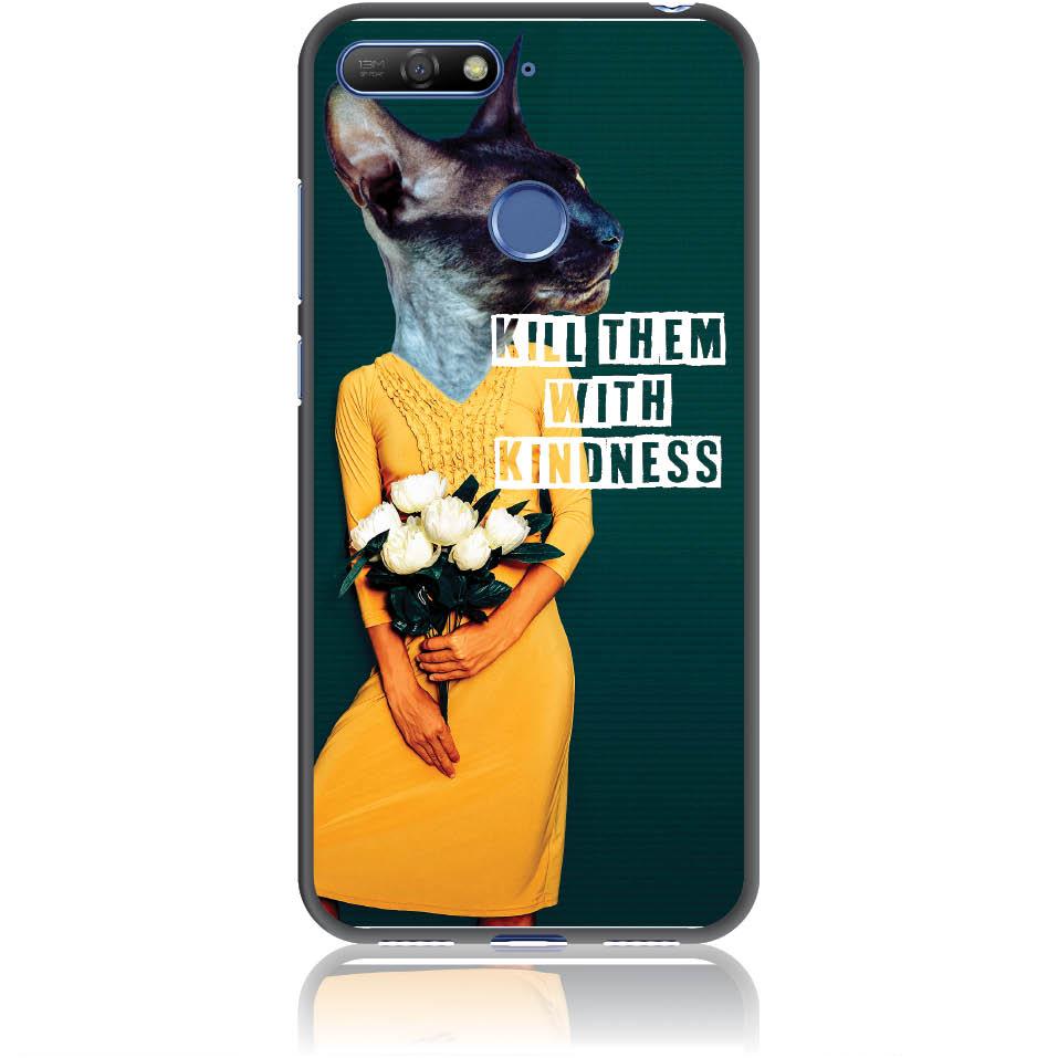 Case Design 50195  -  Huawei Y6 Prime 2018  -  Soft Tpu Case