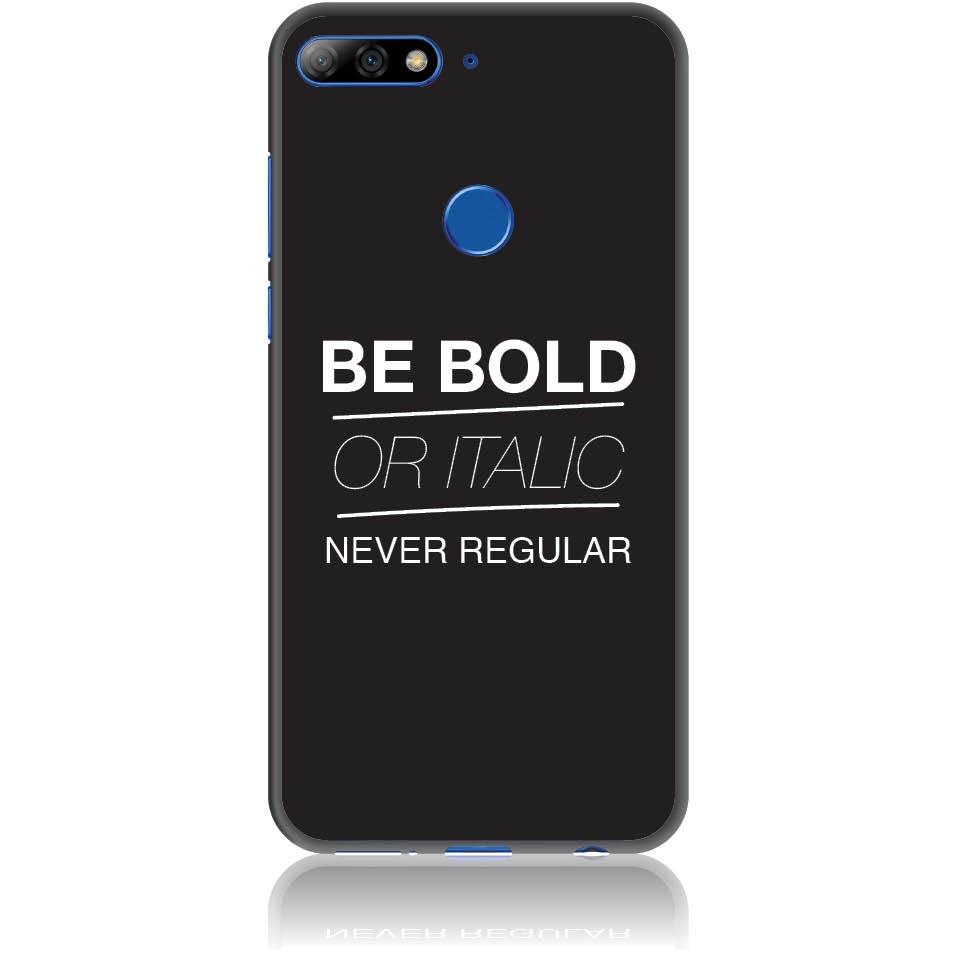 Case Design 50204  -  Huawei Y7 Prime 2018  -  Soft Tpu Case