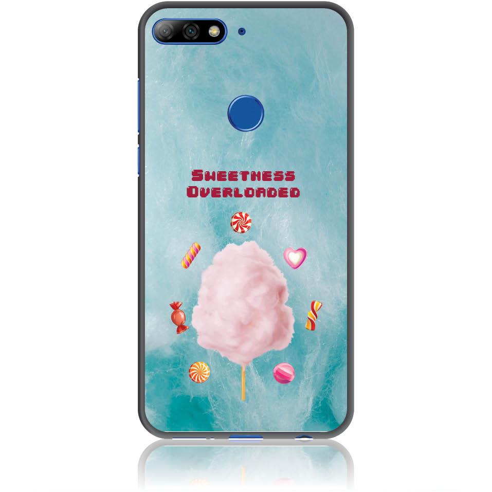 Case Design 50222  -  Huawei Y7 Prime 2018  -  Soft Tpu Case