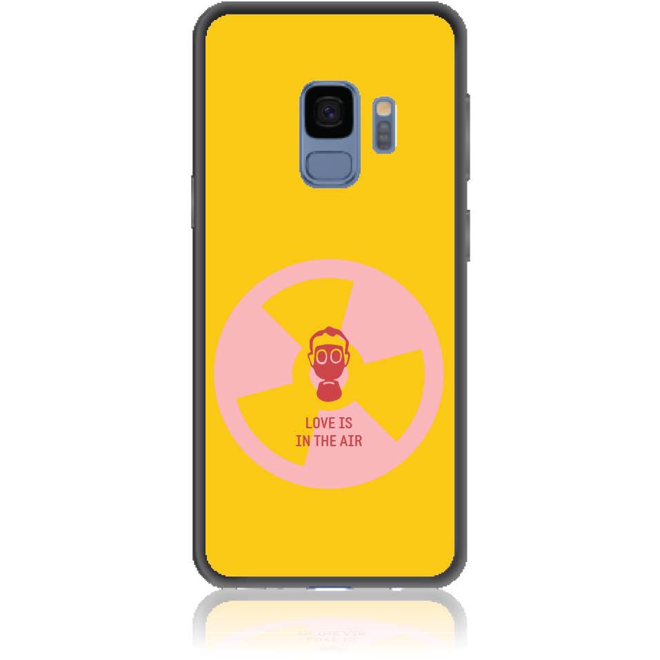 Nuclear Love Phone Case Design 50229  -  Samsung Galaxy S9  -  Soft Tpu Case