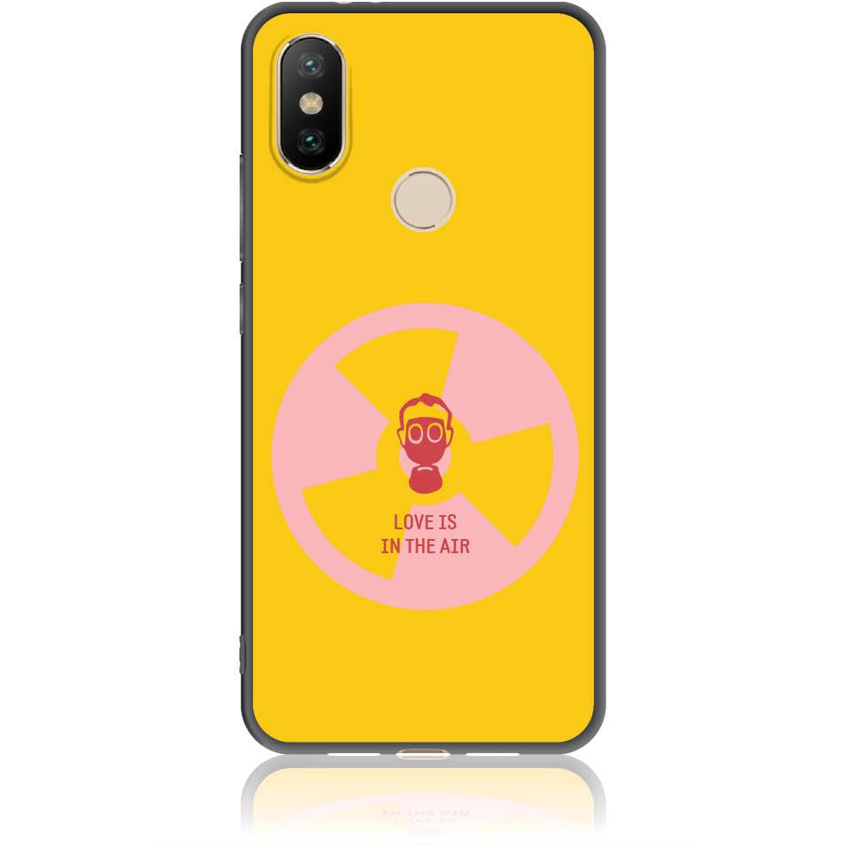 Nuclear Love Phone Case Design 50229  -  Xiaomi Mi A2  -  Soft Tpu Case